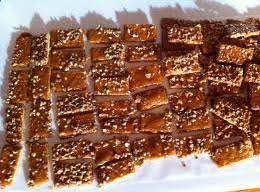 Pecan Praline Bars Recipe