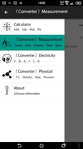 Unit Converter-MEAS ELEC PHYS