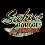 Logo for Sickies Garage - Rapid City