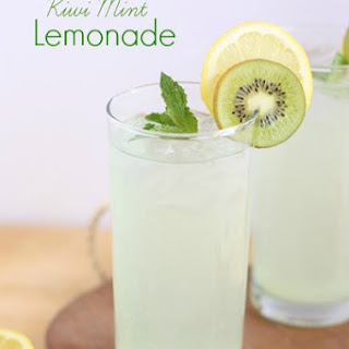Kiwi Mint Lemonade
