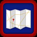 USI Maps icon