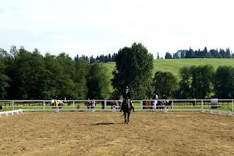Photo: Katarzyna Bryniczka na koniu HROBY