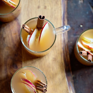 Hot Apple Cider with Buttered Rum Recipe