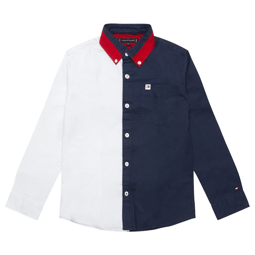 Primary image of Tommy Hilfiger Colour Block Shirt