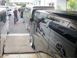 ハイエースバン TRH200V 24年式    DXのカスタム事例画像 カッズーンさんの2020年10月04日19:24の投稿
