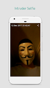 IDetect – Who used my phone? - náhled