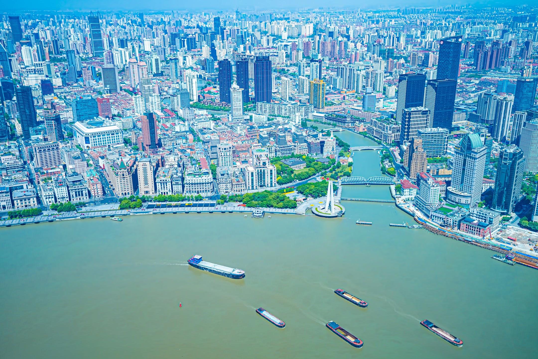 Shanghai Oriental Pearl Tower observation deck3