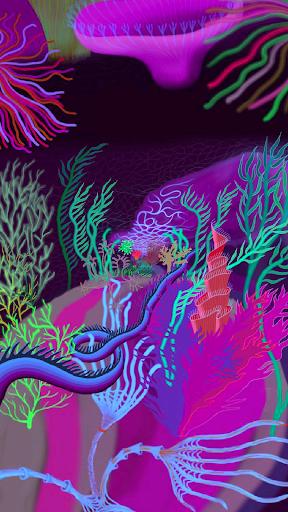 Zoomquilt Live Wallpaper screenshot 5