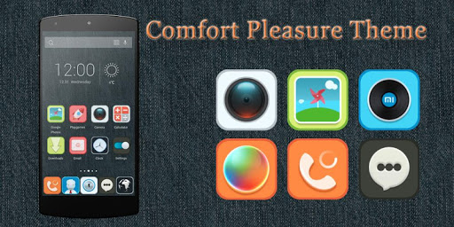Comfort Pleasure Theme