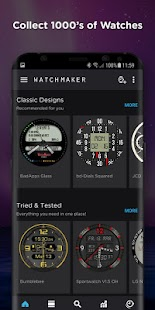 WatchMaker Watch Face – Vignette de la capture d'écran