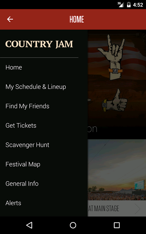 Country Jam Festival- screenshot
