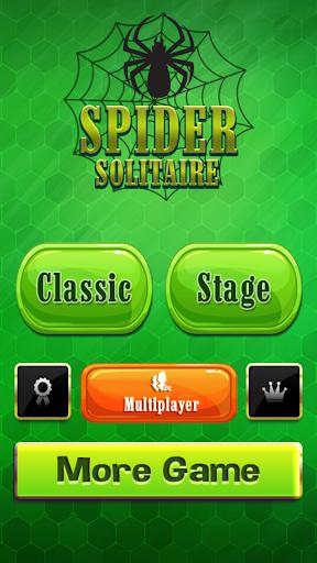 Classic Spider Solitaire 27.04.25 screenshots 1