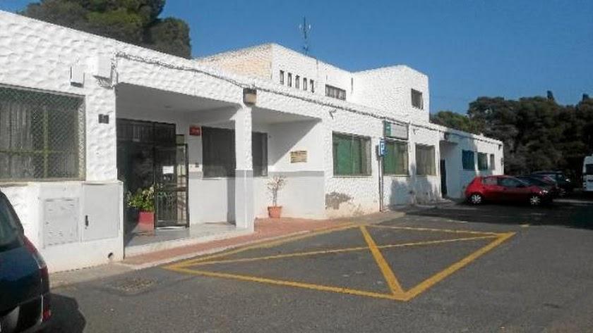 Centro de Educación Especial Princesa Sofía.