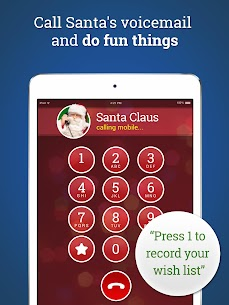 Message from Santa! video & call (simulated) App Download For Android and iPhone 5