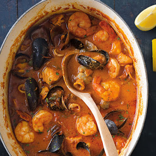 Fish Stew with Saffron Recipe