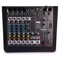 Allen & Heath ZEDi10 Hybrid compact mixer
