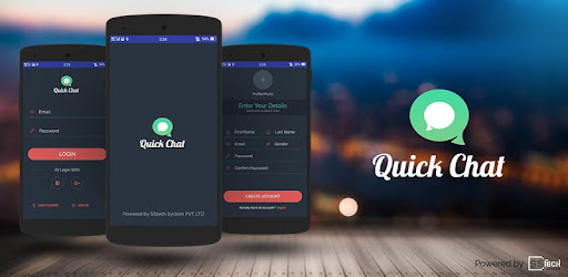 QuickChat- Free Chat, Messaging & Calling App - Apps on Google Play