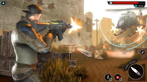Cover Free Fire Agent:Sniper 3D Gun Shooting Games modavailable screenshots 11