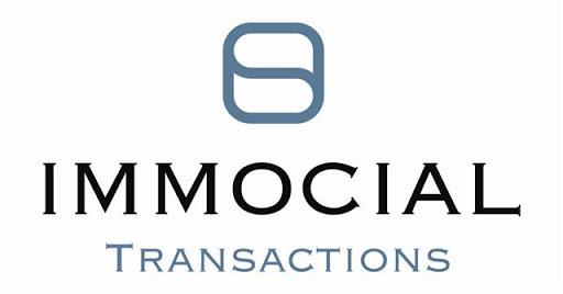 Logo de IMMOCIAL TRANSACTIONS AIX EN PROVENCE