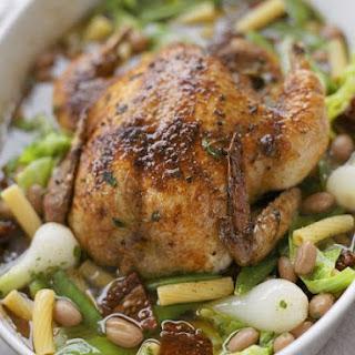 Italian-style Roast Chicken
