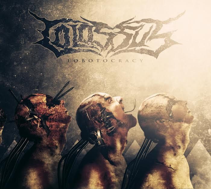 Colossus - Lobotocracy (2014)