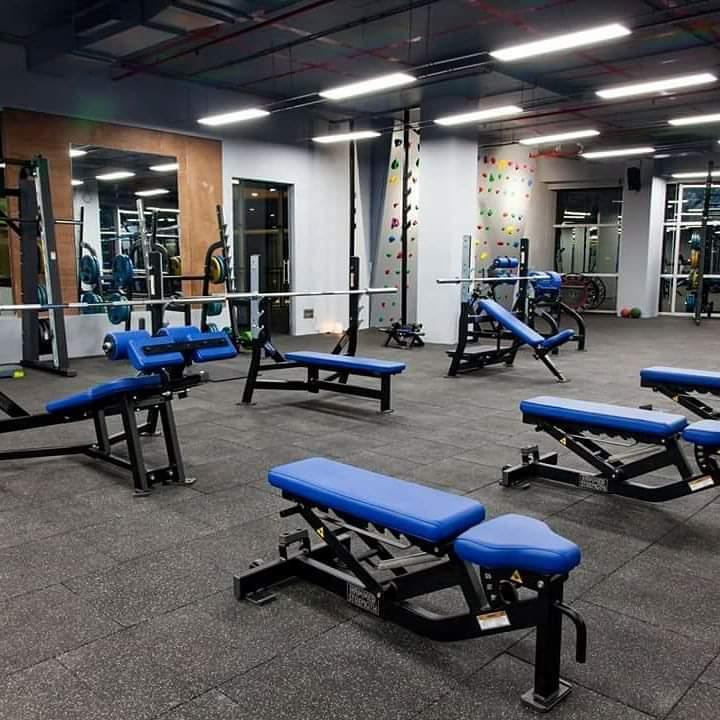 Evolve_Gym_Pune