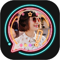 Whats Up Dp Maker - No Crop Profile Pic icon