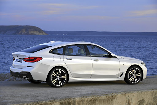 All New Bmw 6 Series Gt Is The Complete Package