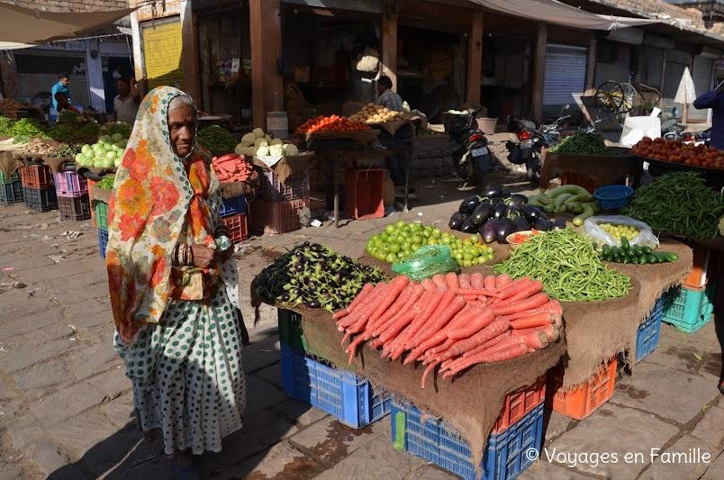 Marché Jodhpur