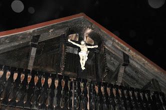 Photo: V celoti obnovljen križ in restavriran kip Jezusa. Blagoslov bo v soboto, 6.12.2014 ob 11. uri.