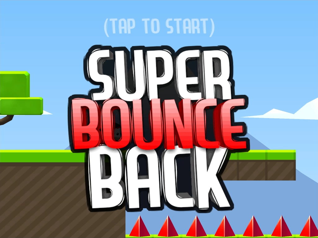 Super Bounce Back- screenshot