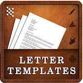 Letter Templates - Offline Cover Letter Template