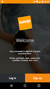 Tuango Mobile- screenshot thumbnail