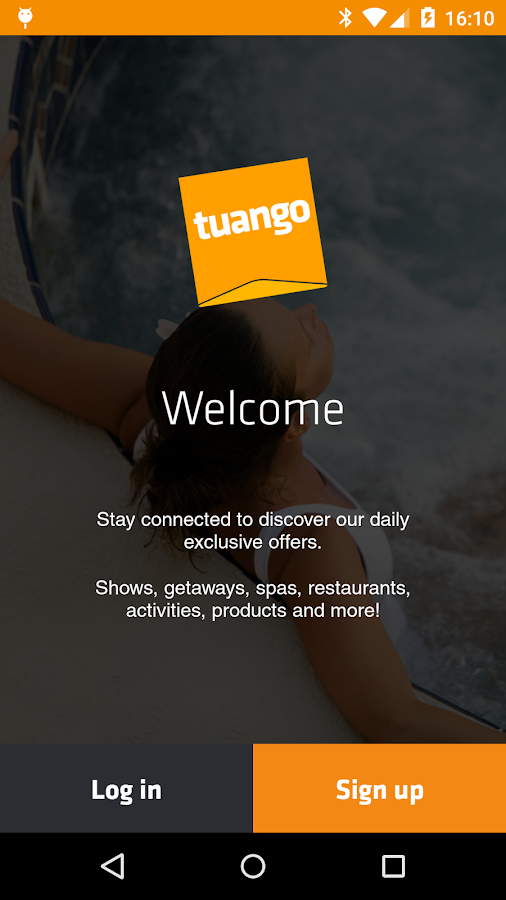 Tuango Mobile- screenshot