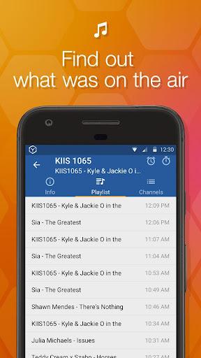 Online Radio Box - free player 1.5.260 screenshots 3