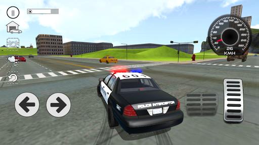 Police Car Drift Simulator 1.8 screenshots 7