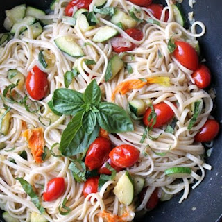 Garden Vegetable Summer Pasta