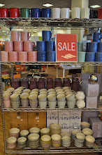 Photo: On the way to the children's section I spot some great looking housewares, and they're on sale.  I love Chapters great selection of things for the home.
