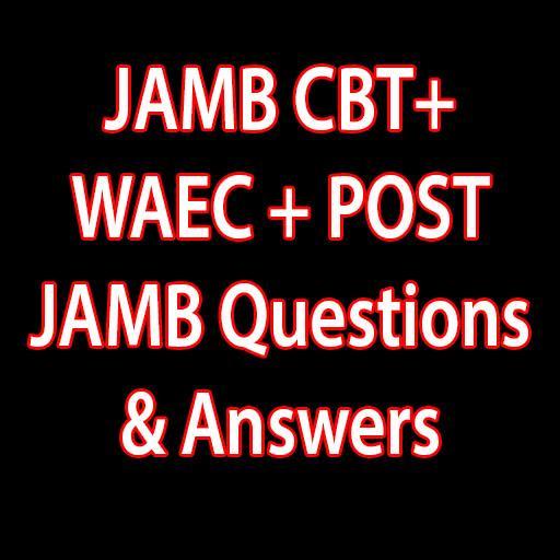 Download JAMB CBT+ WAEC + POST JAMB Questions & Answers 1.0 1