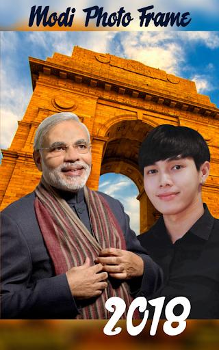 Modi Photo Frame 2018 1.0 screenshots 1