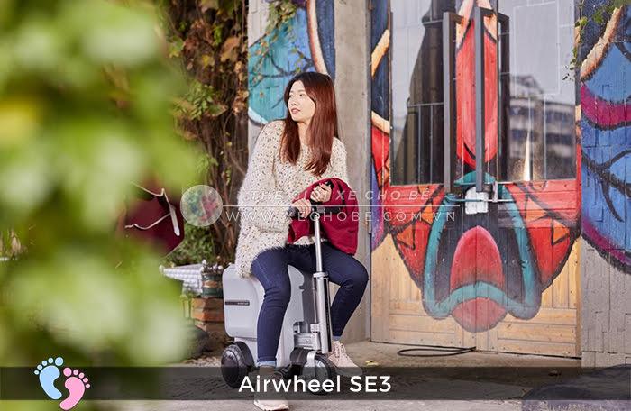 Vali chạy điện thông minh Airwheel SE3 10