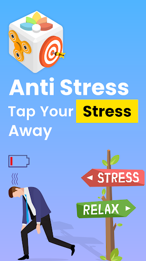 AntiStress, Relaxing, Anxiety & Stress Relief Game 8.6 screenshots 1