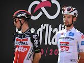 Massale crash in de Giro: half peloton tegen de vlakte en ook Harm Vanhoucke is erbij