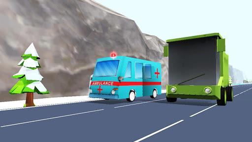 Highway Driver apkpoly screenshots 5