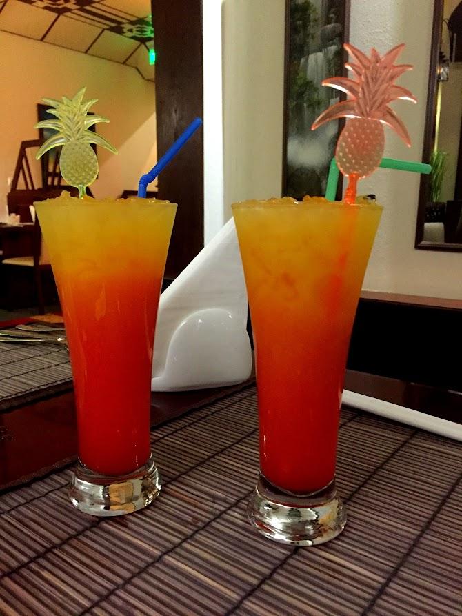 Коктейли Май Тай (May Thai)
