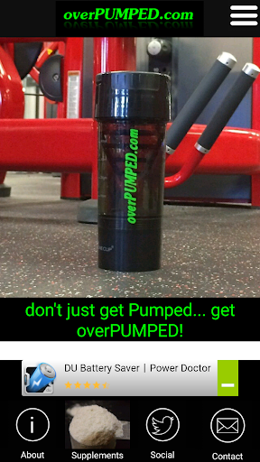 overPUMPED.com