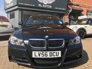 BMW 330I M SPORT AUTO