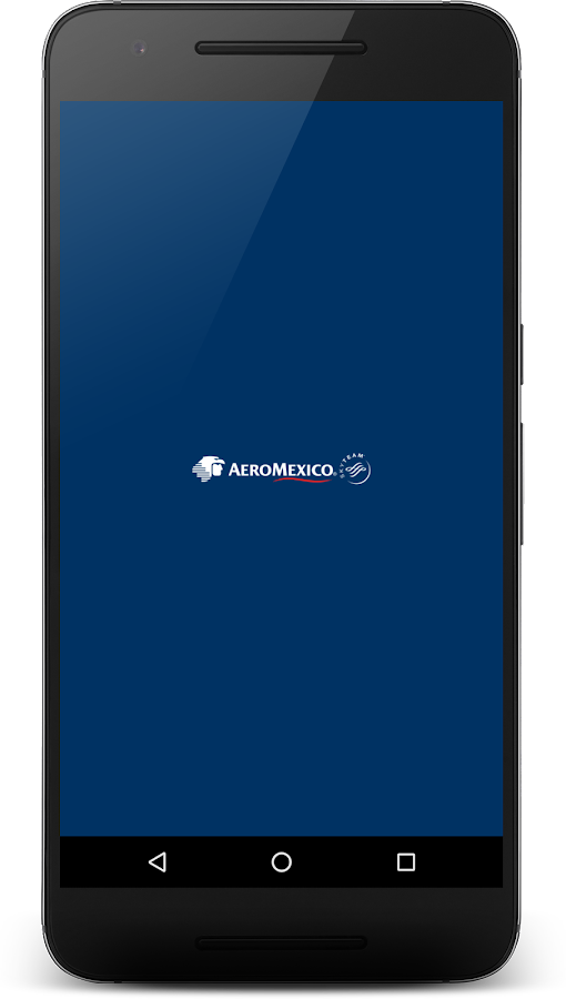 Aeromexico Mobile- screenshot
