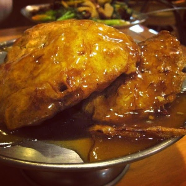 Chinese - Shrimp Egg Foo Yung Recipe