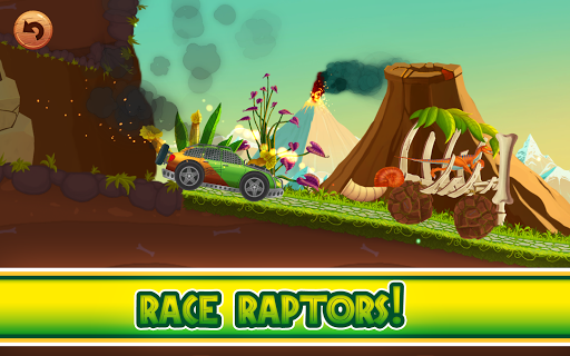 Fun Kid Racing Dinosaurs World screenshot 12